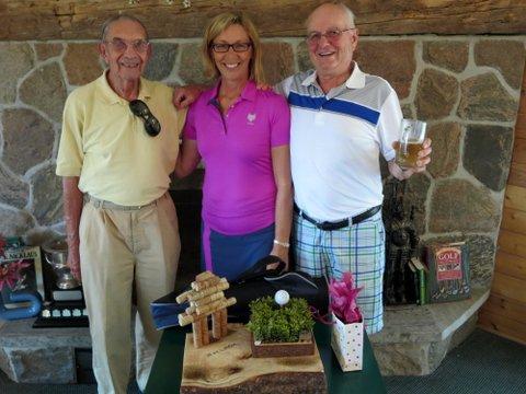Summer 0f 2015 - Golf Scramble