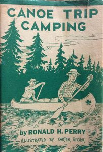 cover of Canoe trip camping